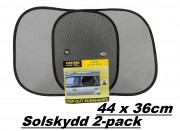 Solskydd 2-pack