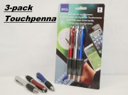 Touchpennor 3-p